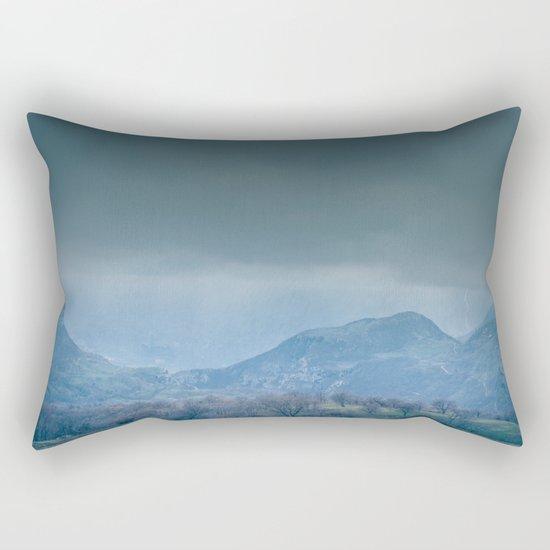 Time Horizon Rectangular Pillow