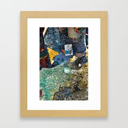 Sicilian Impression Framed Art Print