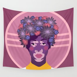 Of Beautiful Nature Wall Tapestry
