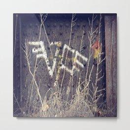 VH Metal Print