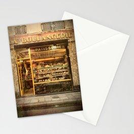 La Boulangerie Paris Stationery Cards