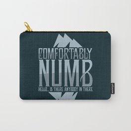 numb black Carry-All Pouch