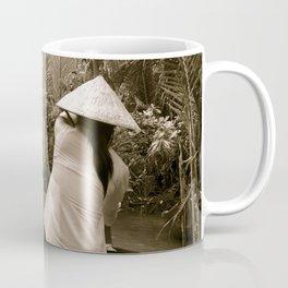Tributary of the Mekong Delta, 60th Coffee Mug