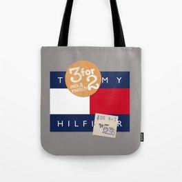 Bargain! Sale! Tommy! Tote Bag
