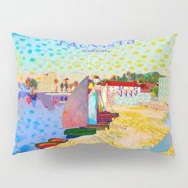 FAUVISTa Sailboats Pillow Sham