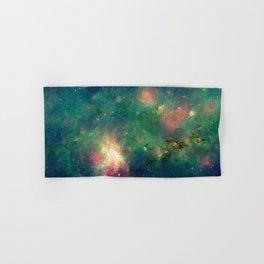 M17 Nebula Hand & Bath Towel