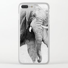 Mochipas Clear iPhone Case