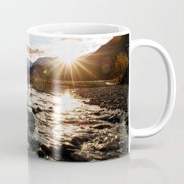 Waimakariri River Coffee Mug