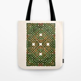 Celtic Forest Tote Bag
