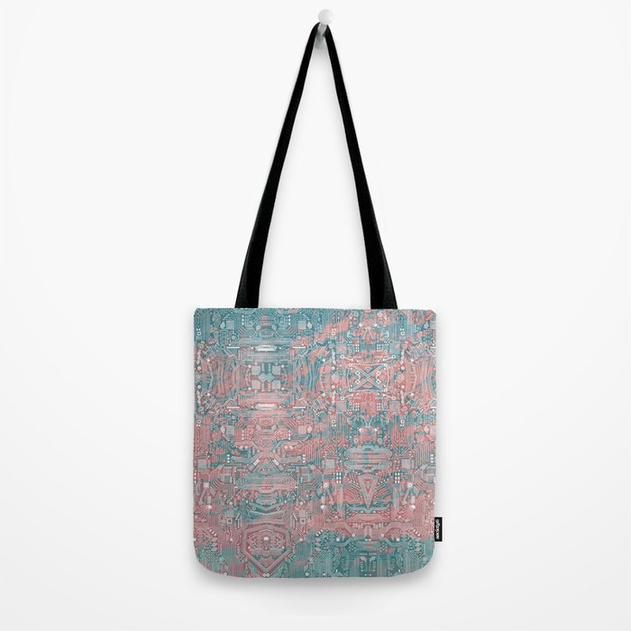 Circuitry Details 2 Tote Bag