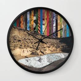 Lanzarote Wall Clock
