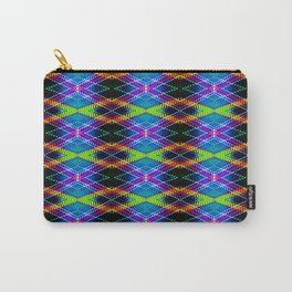 SBS Plaid Carry-All Pouch