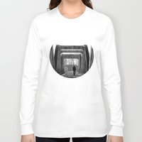 lonely Long Sleeve T-shirts featuring Lonely by Oğuzhan Edman