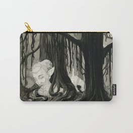 Lost in the Elfin Woods Carry-All Pouch