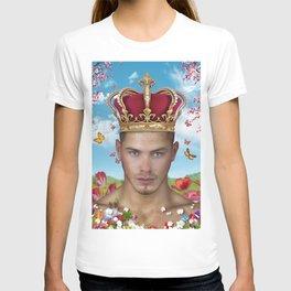 free portrait T-shirt