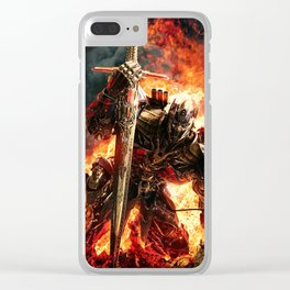 force for good Clear iPhone Case