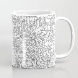 My unoriginal EU Coffee Mug