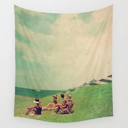 The Sun Forgot Us Wall Tapestry