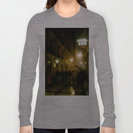 Nights in Bilbao Long Sleeve T-shirt