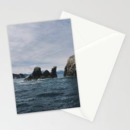 Deep ocean Stationery Cards