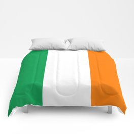 Flag of Ireland, High Quality Image Comforters