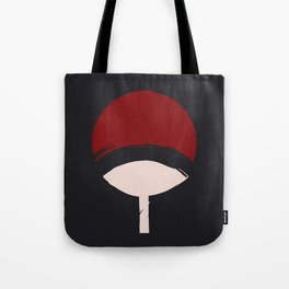 Uchiha Symbol Clan Tote Bag