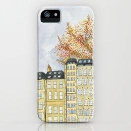 Where Do You Live iPhone Case