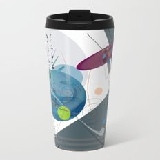 Gravitation Metal Travel Mug