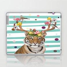 Queen Of The Jungle Laptop & iPad Skin
