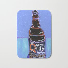 Queen City - Yorkshire Porter Bath Mat