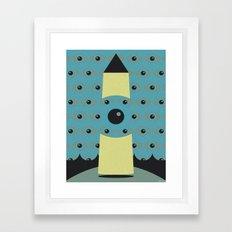 WATCHTOWER Framed Art Print