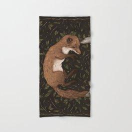 Foxes Hand & Bath Towel