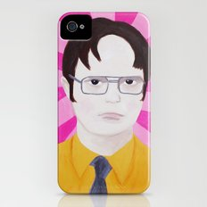 Dwight iPhone (4, 4s) Slim Case