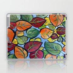 Autumn painting Laptop & iPad Skin