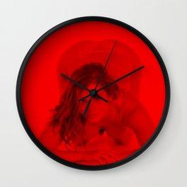 Keisha Grey - Celebrity (Photographic Art) Wall Clock