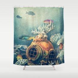 Sea Change Shower Curtain