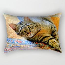 Click, Wha...! Rectangular Pillow