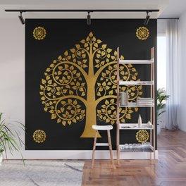 Bodhi Tree0110 Wall Mural