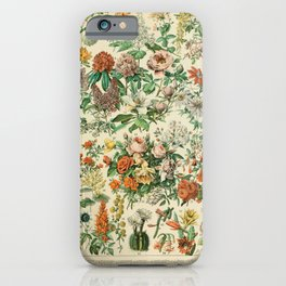 french vintage adolphe millot iPhone Case