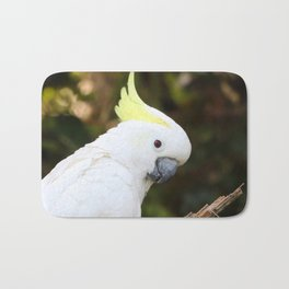 Cockatoo20150502 Bath Mat