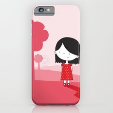Polkadot Dress iPhone 6s Slim Case