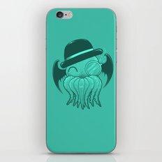 Classy Cthulhu  iPhone & iPod Skin