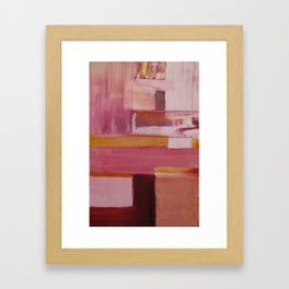 Blush 2011 Framed Art Print