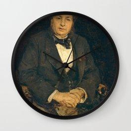 Jules Bastien-Lepage - Simon Hayem Wall Clock