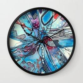 Abstract Explorations 1 Wall Clock