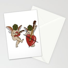 Dice Angels Stationery Cards