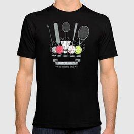 Sport is cruel T-shirt