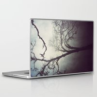 silent Laptop & iPad Skins featuring Silent Anticipation by Lawson Images