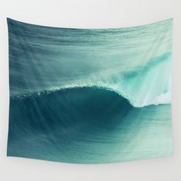Perfect Wave Wall Tapestry