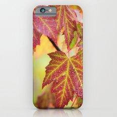 Maple Leaves Slim Case iPhone 6s